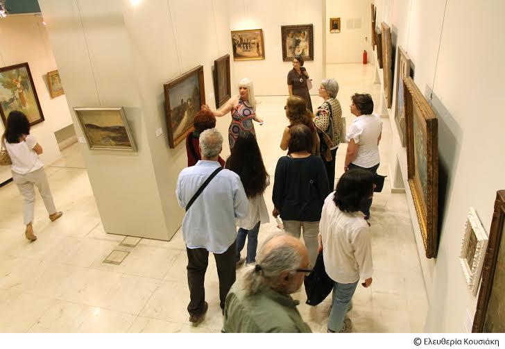 dedb9bfc27 100 χρόνια   8211  10 στιγμές  Δράσεις εμπνευσμένες από τις συλλογές της  Πινακοθήκης του Δήμου Αθηναίων