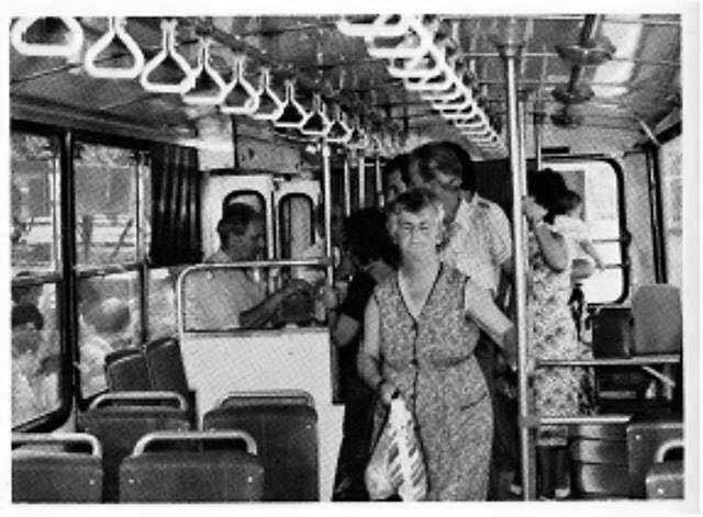 Αποτέλεσμα εικόνας για εισπράκτορας παλιός λεωφορείου