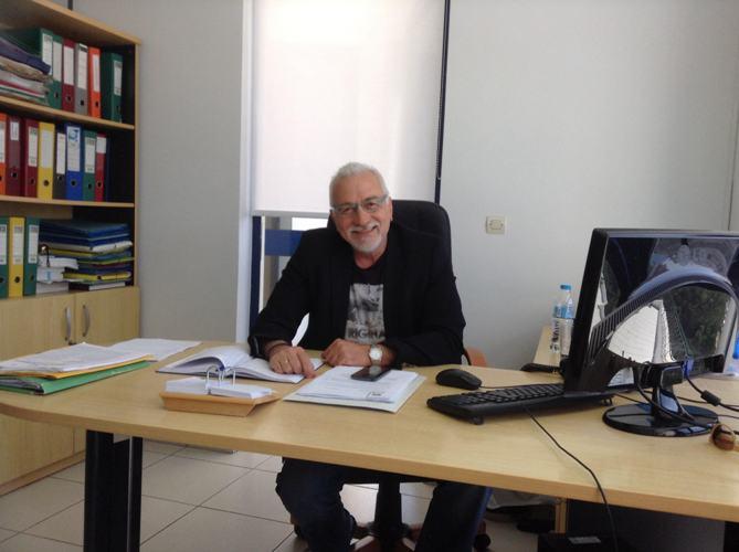 O Στέφανος Διαμαντής στο Alimos Online: «Όραμά μας να ομορφύνουμε την καθημερινότητα των πολιτών του Αλίμου»
