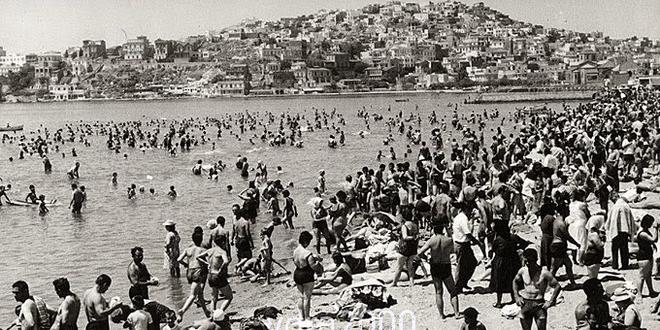 Tα καλοκαιρινά μπάνια της Αθήνας των 60s