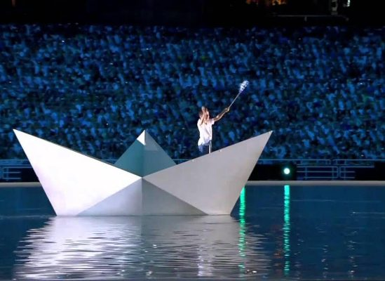 Θυμάσαι; Σαν σήμερα, πριν 13 χρόνια ήταν η τελετή έναρξης των Ολυμπιακών Αγώνων