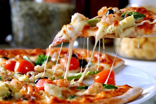 Ξέρεις πως τρως λάθος την πίτσα;